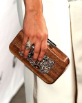 Malin Akerman's clutch