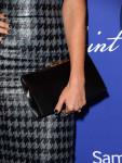 Jessica Alba's Dior clutch