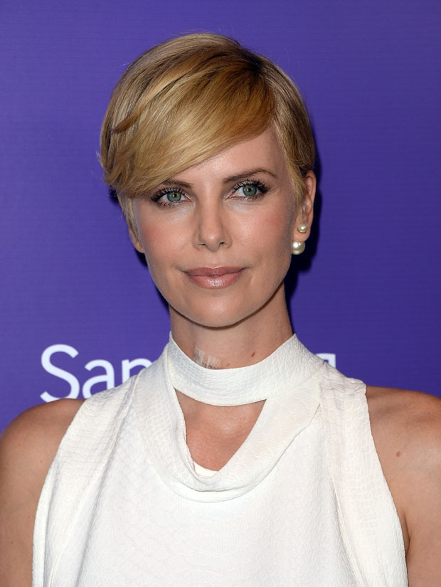Charlize Theron in Stella McCartney