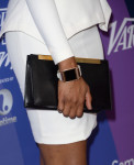 Jennifer Hudson's Saint Laurent clutch