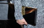 Lucy Liu's Jimmy Choo 'Charlize' clutch