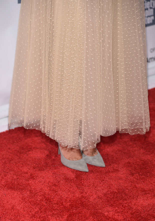Kristen Wiig in Marchesa