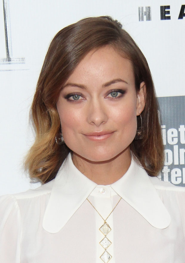 Olivia Wilde in Michael Kors