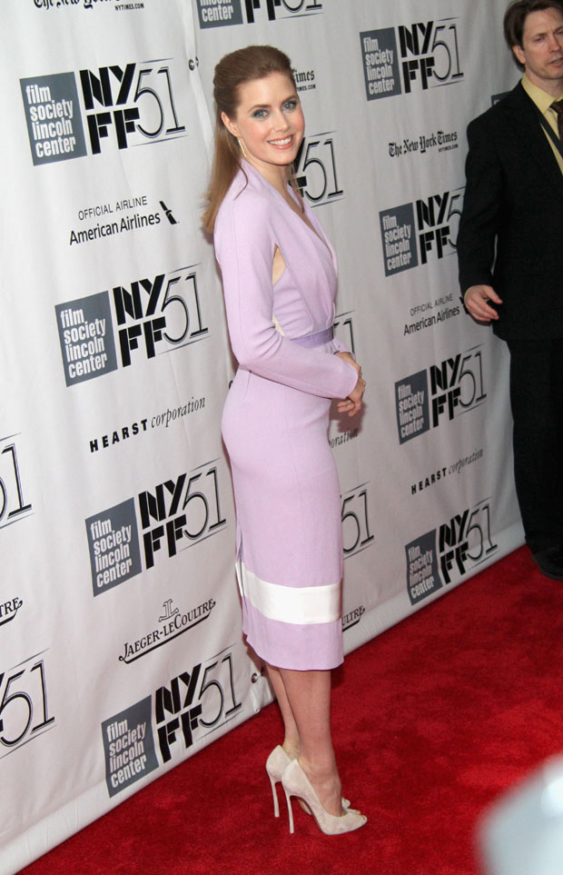Amy Adams in Prabal Gurung