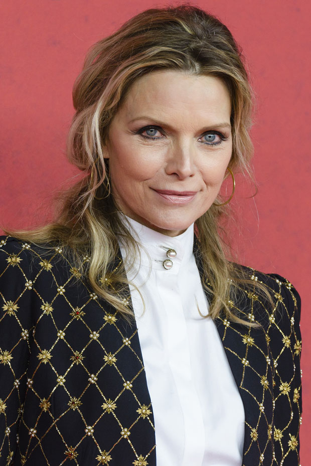 Michelle Pfeiffer in Alexander McQueen