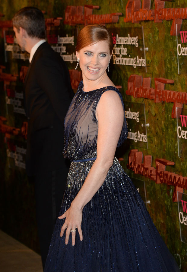 Amy Adams in Elie Saab Couture