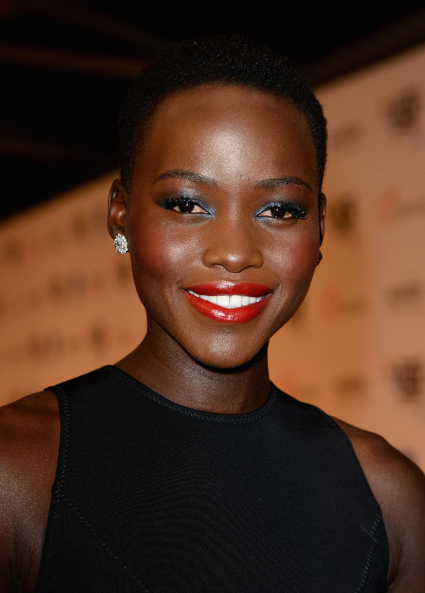 Lupita Nyong'o in Christopher Kane