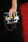 Lily Allen's Chanel clutch