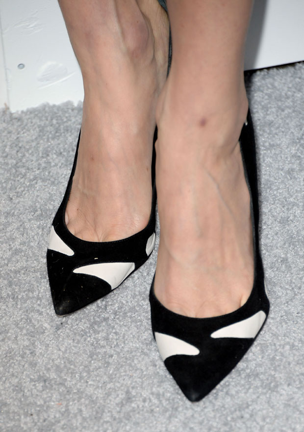 Lake Bell's Gianvito Rossi pumps