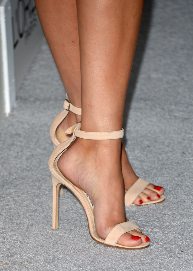 Reese Witherspoon's Manolo Blahnik sandals