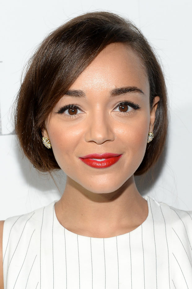 Ashley Madekwe in Thakoon