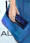 Ahna O'Reilly's Jimmy Choo 'Cosma' clutch