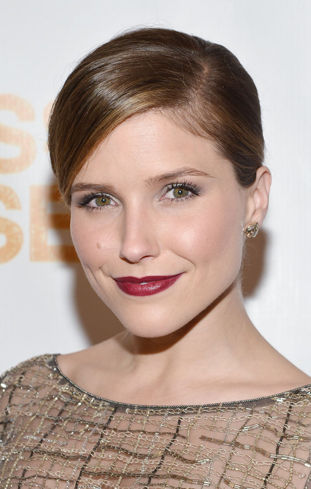 Sophia Bush in Escada