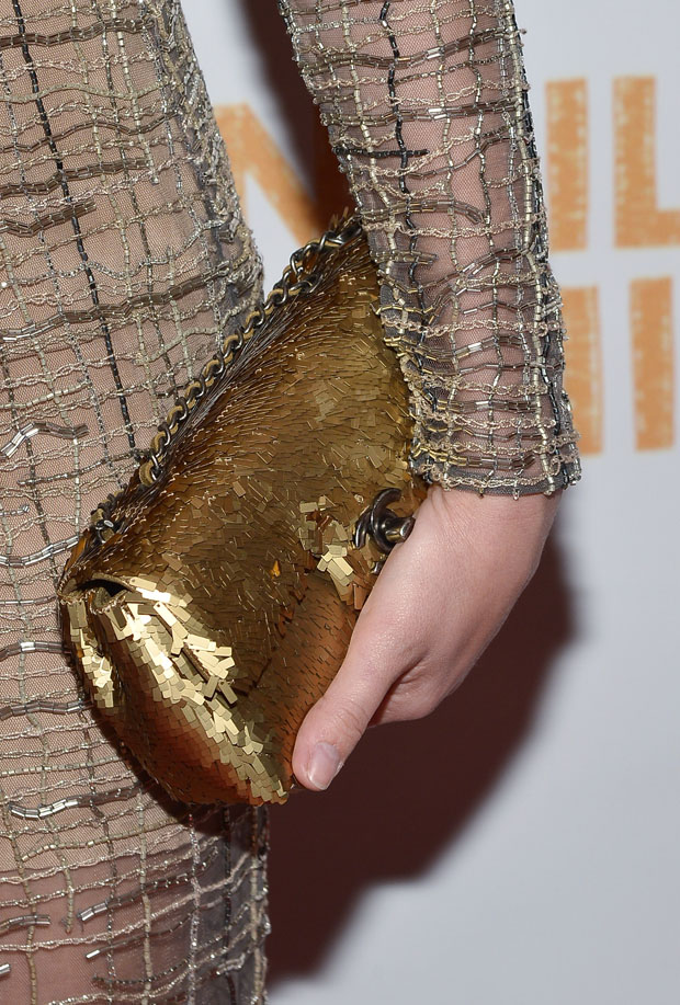 Sophia Bush's Chanel Clutch