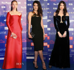 2013 Bazaar Stars Charity Night Red Carpet Roundup