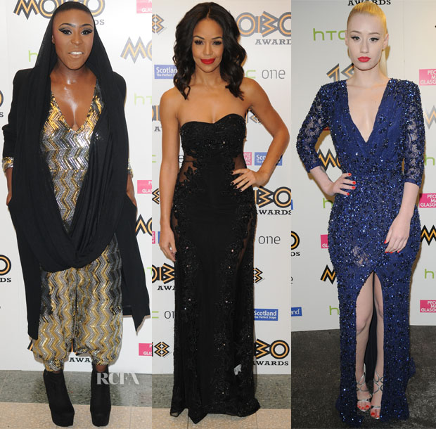 2013 MOBO Awards Red Carpet Roundup