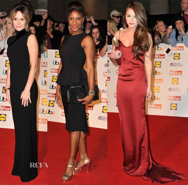 2013 Pride of Britain Awards Red Carpet Roundup 2