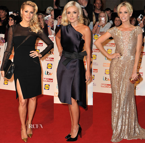 2013 Pride of Britain Awards Red Carpet Roundup