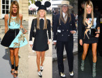 Anna Dello Russo @ Paris Fashion Week Part II