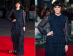 Alexandra Roach In Vilshenko - 'One More Chance' London Premiere