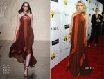 Ali Larter In Donna Karan - Dream For Future Africa Foundation Inaugural Gala