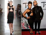 Alicia Keys In Cushnie Et Ochs - TAO Downtown Grand Opening NYC