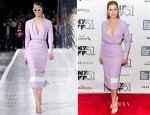 Amy Adams In Prabal Gurung - 'Her' New York Film Festival Screening
