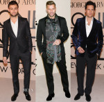 Giorgio Armani – One Night Only NYC Menswear Roundup