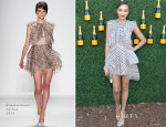 Ashley Madekwe In Zimmermann - 2013 Veuve Clicquot Polo Classic
