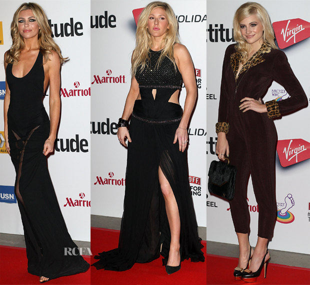 Attitude Magazine Awards Red Carpet Roundup