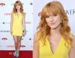 Bella Thorne In Fausto Puglisi - Latina Magazine's 'Hollywood Hot List' Party