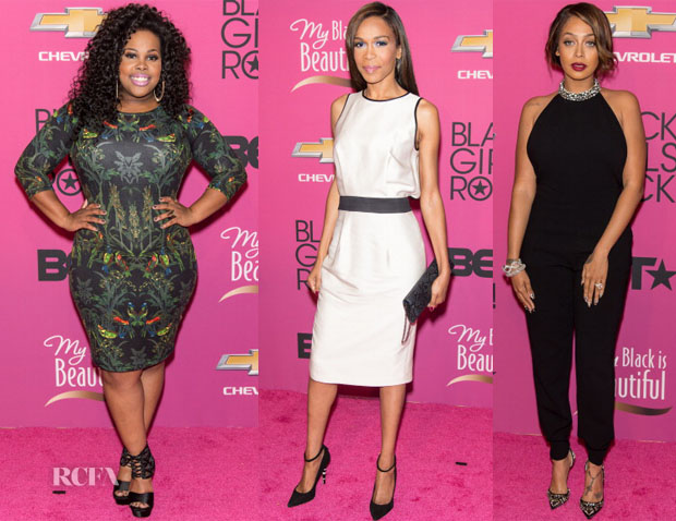 Black Girls Rock! 2013 Red Carpet Roundup 2