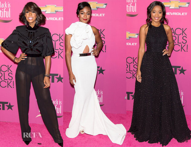 Black Girls Rock! 2013 Red Carpet Roundup