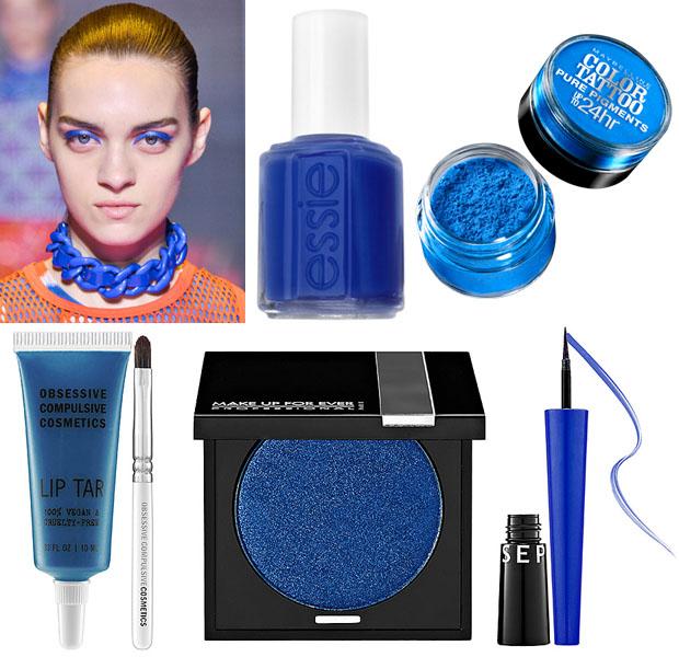Blue Dazzle