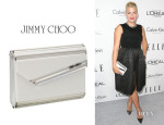 Busy Philipps' Jimmy Choo 'Candy Mirror' Clutch