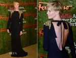Charlize Theron In Alexander McQueen - Wallis Annenberg Center for the Performing Arts Inaugural Gala