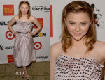 Chloe Moretz In Vivienne Westwood - 9th Annual GLSEN Respect Awards