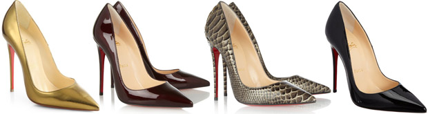 online store 91a4c 9f7f7 Celebrities Love...Christian Louboutin 'So Kate' Pumps - Red ...
