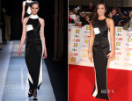 Christine Bleakley In Roland Mouret - 2013 Pride of Britain Awards