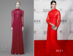 Crystal Renn In Valentino - American Ballet Theatre 2013 Opening Night Fall Gala