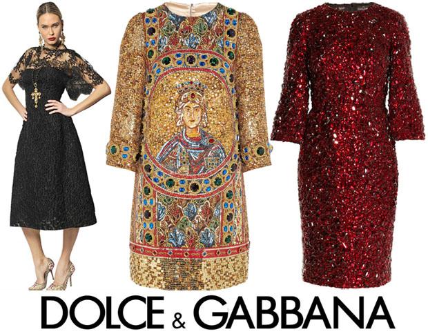 Dolce dresses