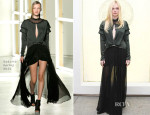 Elle Fanning In Rodarte - Rodarte and Todd Cole LA Screening