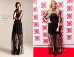 Ellie Goulding In ALICE by Temperley - The Q Awards 2013