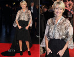 Emma Thompson In Maria Grachvogel - 'Saving Mr Banks' London Film Festival Closing Night Gala Premiere