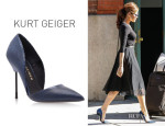 Eva Mendes' Kurt Geiger 'Bond' Pumps