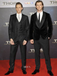 'Thor: The Dark World' Berlin Menswear Red Carpet Roundup