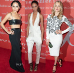 30th Annual Fashion Group International Night Of Stars Red Carpet RoundUp