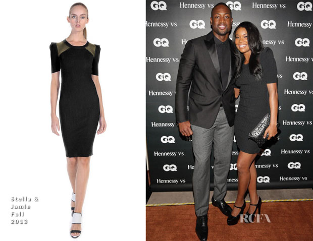 Gabrielle Union In Stella & Jamie - 'GQ Men' Book Celebration