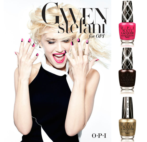 Gwen Stefani OPI