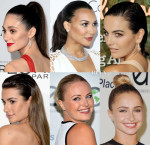 Hair Trend Spotting: Sleeked Back Styles
